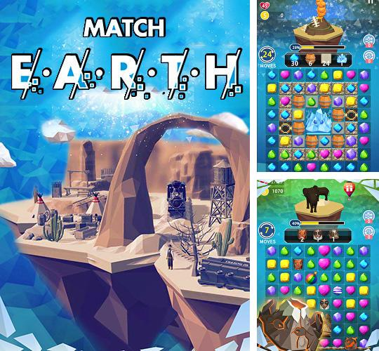 Match Earth: Age of jewels