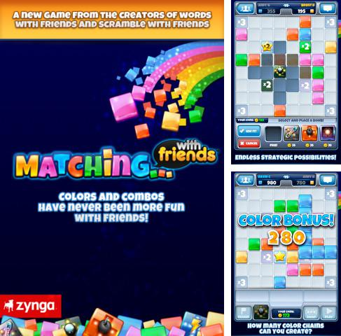 In addition to the game Sampo Lock for Android phones and tablets, you can also download Matching with friends for free.