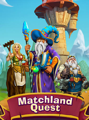 Matchland quest poster