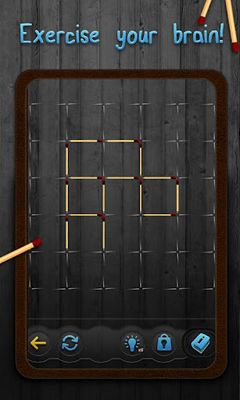 Matchstick Puzzles screenshot 1