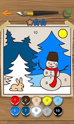 Kids Colouring and Math screenshot 5