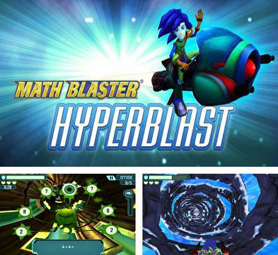 In addition to the game Ant Mayhem for Android phones and tablets, you can also download Math Blaster HyperBlast 2 for free.