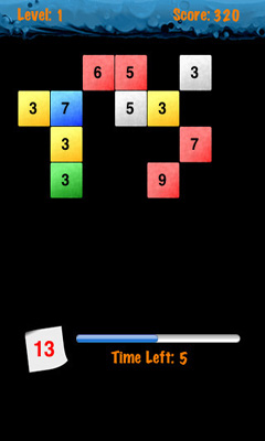 Screenshots do Math Maniac - Perigoso para tablet e celular Android.