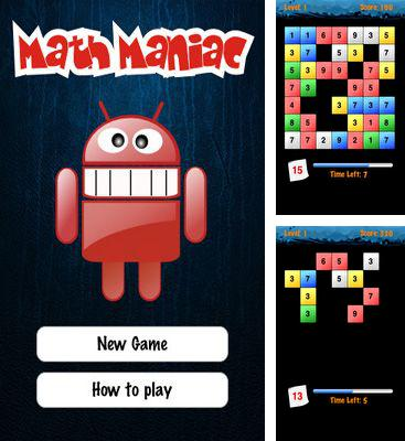 In addition to the game Twist Pilot for Android phones and tablets, you can also download Math Maniac for free.