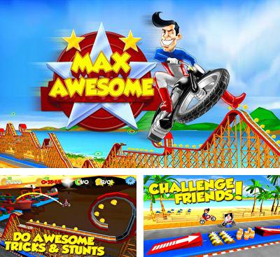 In addition to the game Sling It for Android phones and tablets, you can also download Max Awesome for free.