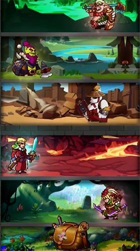 Screenshots von Max heroes für Android-Tablet, Smartphone.