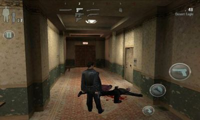 Max Payne Mobile v1.22 Apk Data Latest Version