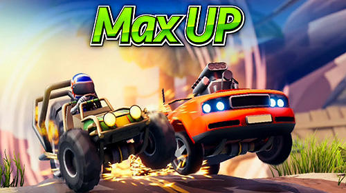 Max up: Multiplayer racing poster