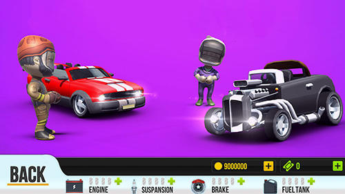 Download Max up: Multiplayer racing Android free game.