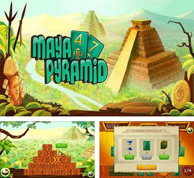 In addition to the game Spiders for Android phones and tablets, you can also download Maya Pyramid for free.