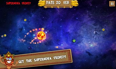 Screenshots of the Mayan Prophecy Pro for Android tablet, phone.
