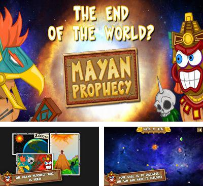 In addition to the game Royal Trouble for Android phones and tablets, you can also download Mayan Prophecy Pro for free.