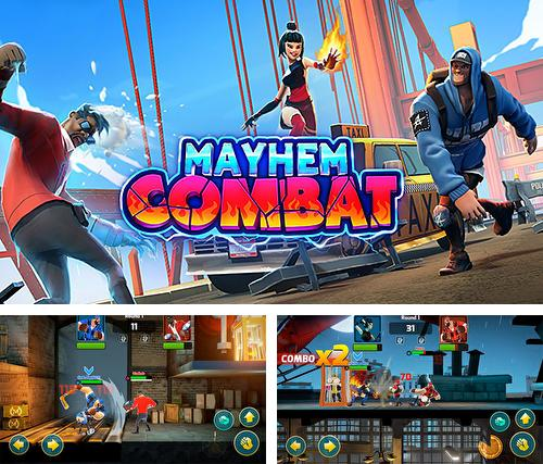 Mayhem combat: Fighting game