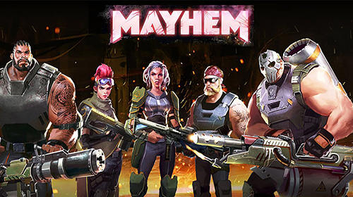 Mayhem: PvP arena shooter poster