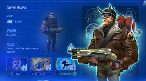 Mayhem: PvP arena shooter screenshot 4