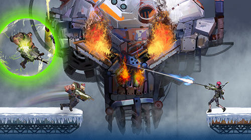 Screenshots von Mayhem: PvP multiplayer arena shooter für Android-Tablet, Smartphone.