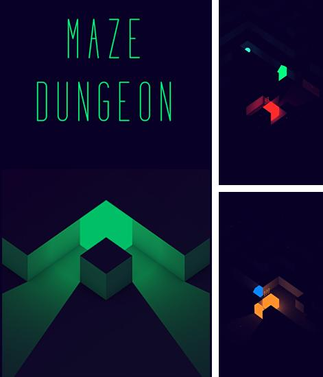 Maze dungeon by uaJoyTech