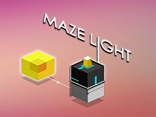 Maze light: Power line puzzle обложка