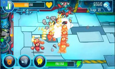 Mecha-Mecha Panic! screenshot 1