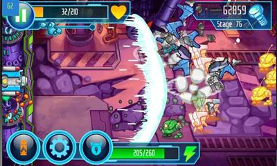 Mecha-Mecha Panic! screenshot 4