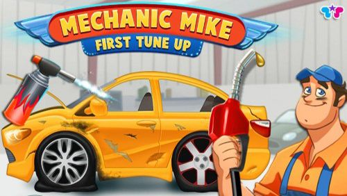 Mechanic Mike: First tune up обложка