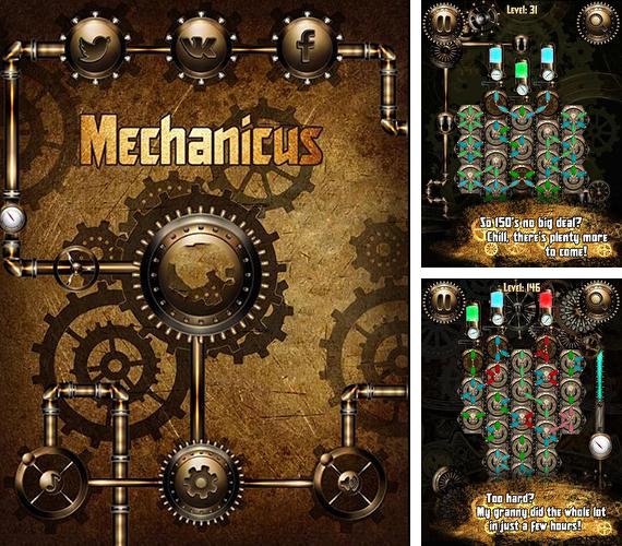 Mechanicus: Steampunk puzzle