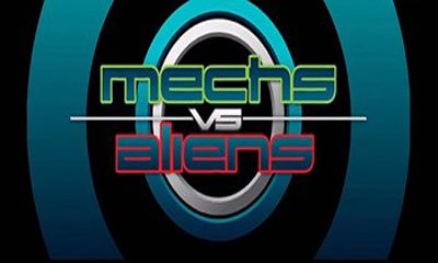 Mechs vs Aliens poster