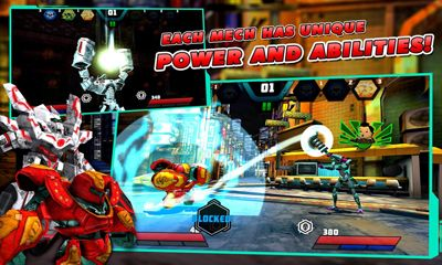 Mechs vs Aliens screenshot 1