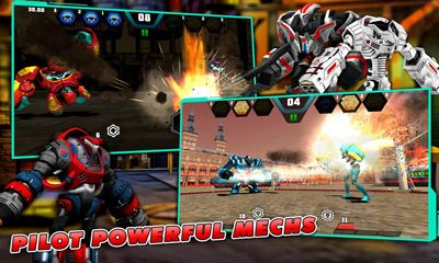 Mechs vs Aliens screenshot 5