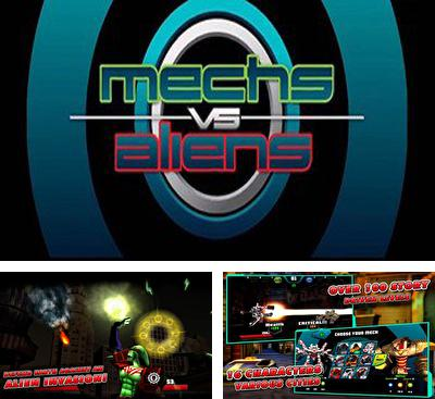 In addition to the game Runic Rumble for Android phones and tablets, you can also download Mechs vs Aliens for free.