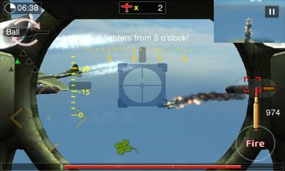 Screenshots von Medal of Gunner für Android-Tablet, Smartphone.