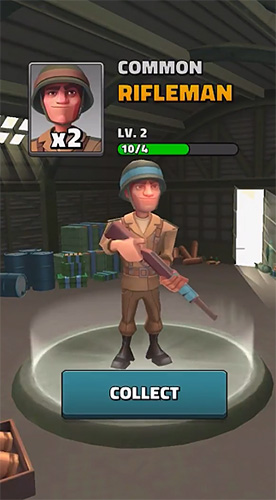 Medals of war screenshot 1