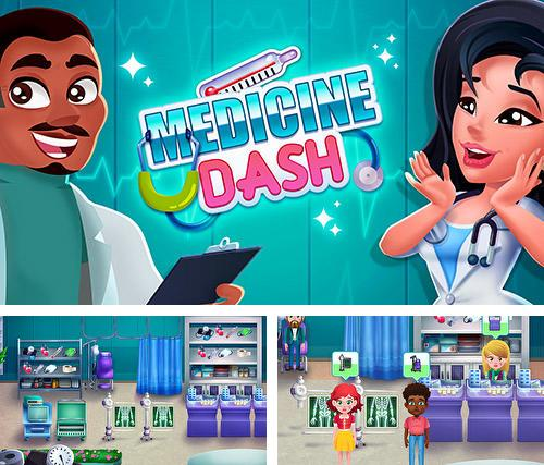 Medicine dash: Hospital time management game