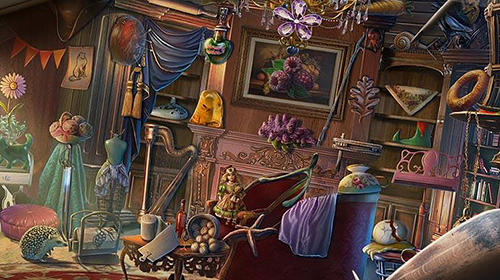 Screenshots von Medieval castle escape hidden objects game für Android-Tablet, Smartphone.