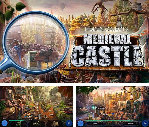 Medieval castle escape hidden objects game