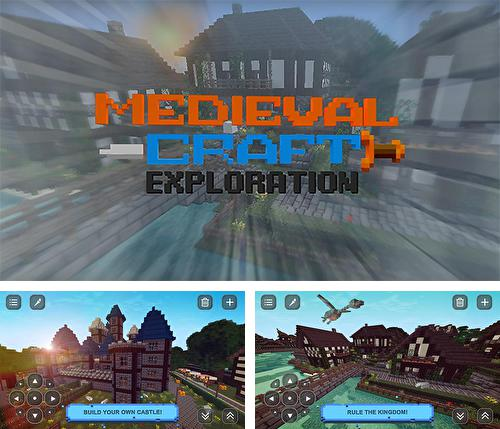 Medieval craft exploration 3D