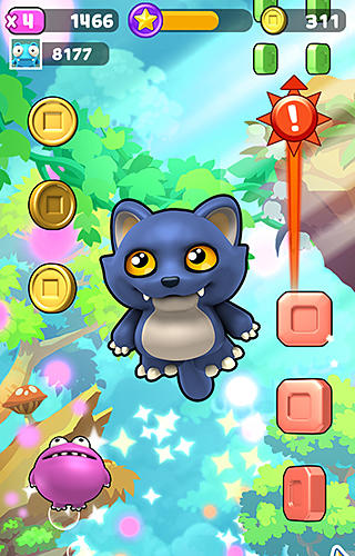 Mega jump infinite screenshot 3