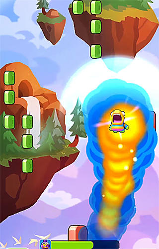 Mega jump infinite screenshot 4