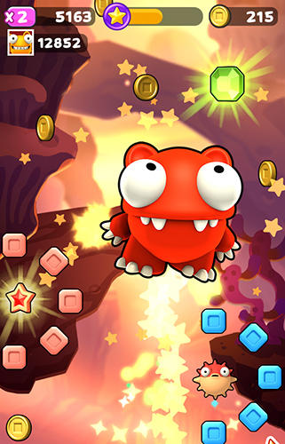 Mega jump infinite screenshot 5