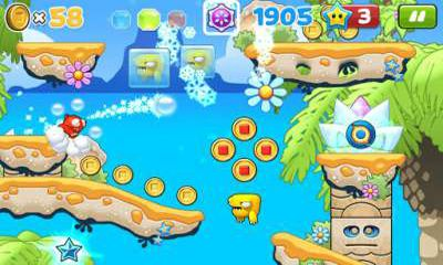 Download Mega Run - Redford's Adventure Android free game.