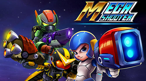 Mega shooter: Shoot em up  Space galaxy shooting for Android