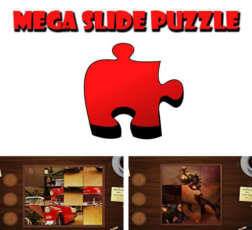 In addition to the game Fruit Roll for Android phones and tablets, you can also download Mega slide puzzle for free.