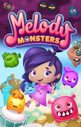 Melody monsters обложка