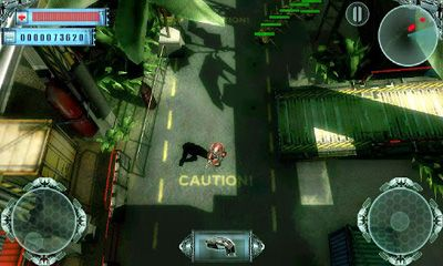 Meltdown on Mars 3D screenshot 3
