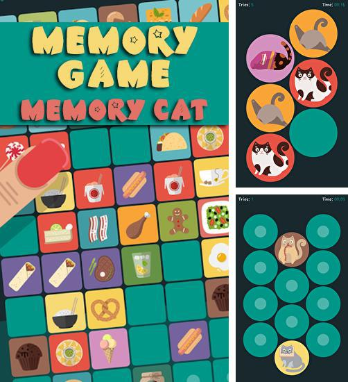 In addition to the game Lavi The Memory for Android phones and tablets, you can also download Memory game: Memory cat for free.