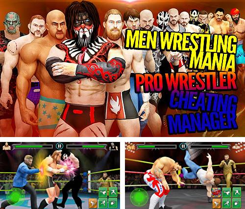 Men wrestling mania: Pro wrestler cheating manager