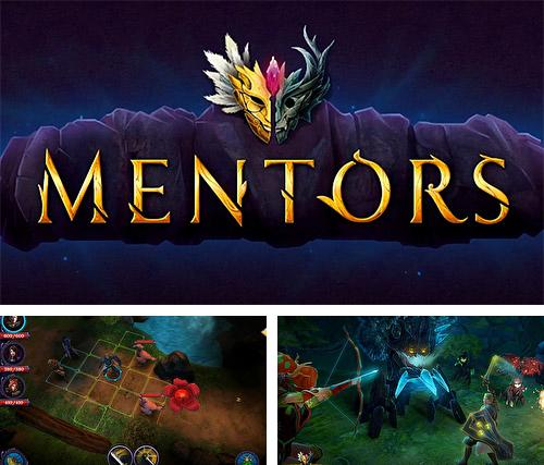 Mentors: Turn based RPG strategy