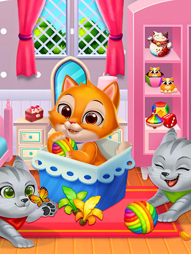 Meow friends screenshot 1