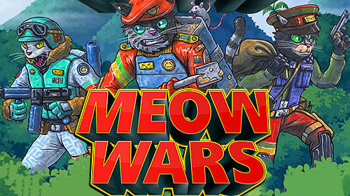 Meow wars: Card battle poster