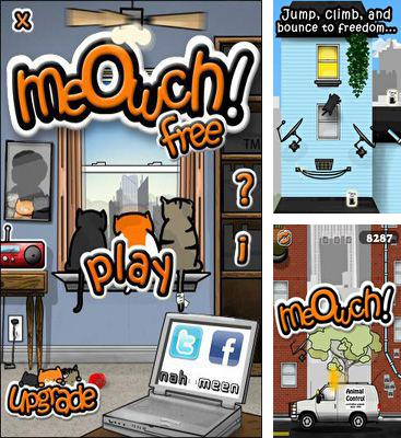 In addition to the game SushiChop for Android phones and tablets, you can also download Meowch for free.